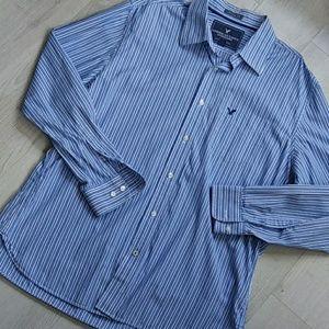 American Eagle 'Vintage Fit' Button Down Shirt